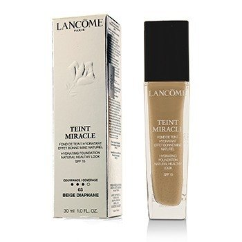 Lancome Teint Miracle Hydrating Foundation Natural Healthy Look SPF 15 - # 03 Beige Diaphane