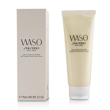 Shiseido Waso Soft+Cushy Polisher
