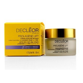 Decleor Prolagene Lift Lavender & Iris Lift & Firm Rich Day Cream