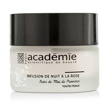 Aromatherapie Night Infusion Rose Cream (Unboxed)