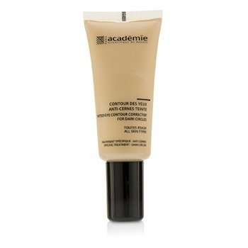 Academie Tinted Eye Contour Corrector For Dark Circles (Unboxed)