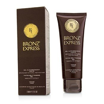 Bronz' Express Face Tinted Self-Tanning Gel