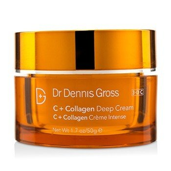 Dr Dennis Gross C + Collagen Deep Cream - Salon Product