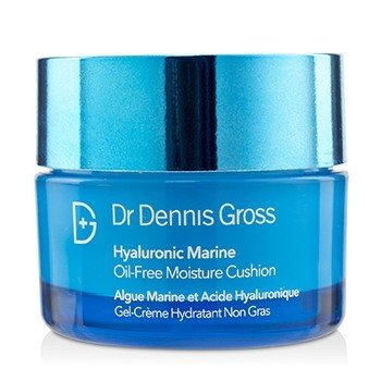 Dr Dennis Gross Hyaluronic Marine Oil-Free Moisture Cushion - Salon Product