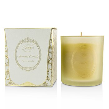 Sabon Glass Candles - Sweet Vanilla