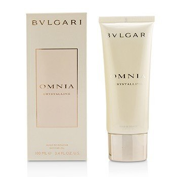Bvlgari Omnia Crystalline Shower Oil