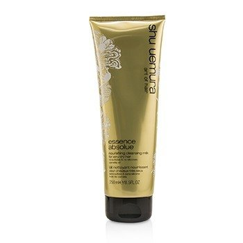 Shu Uemura Essence Absolue Nourishing Cleansing Milk (For Very Dry Hair)