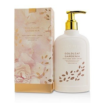 Goldleaf Gardenia Perfumed Body Cream