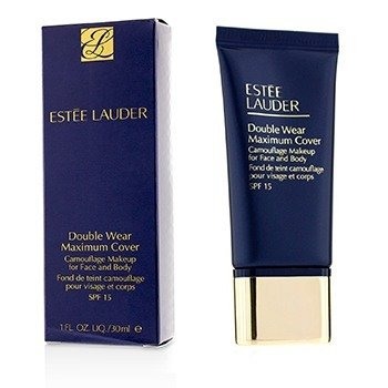 Estee Lauder Double Wear Maximum Cover Camouflage Make Up (Face & Body) SPF15 - #1N1 Ivory Nude