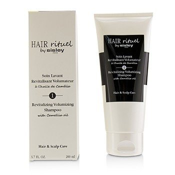 Sisley Hair Rituel by Sisley Revitalizing Volumizing Shampoo with Camellia Oil