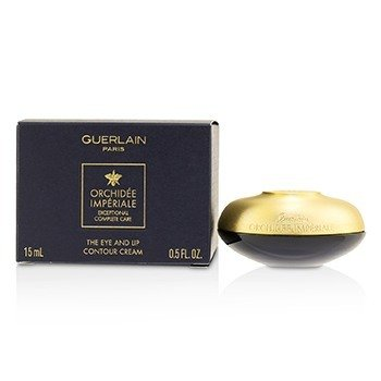 Guerlain Orchidee Imperiale Exceptional Complete Care The Eye & Lip Contour Cream