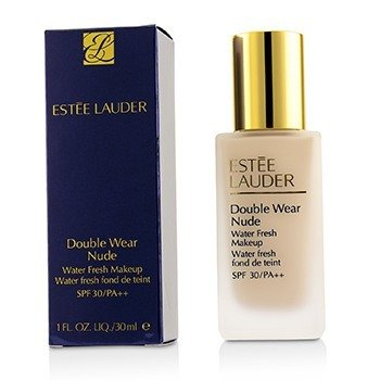 Estee Lauder Double Wear Nude Water Fresh Makeup SPF 30 - # 1N0 Porcelain