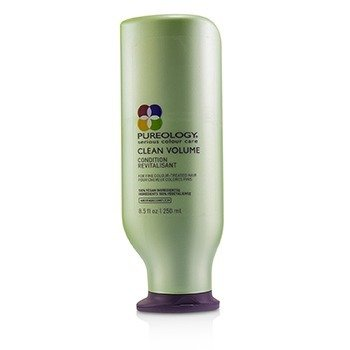 Pureology Clean Volume Condition (For Fine Colour-Treated Hair)