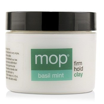 MOP MOP Basil Mint Firm Hold Clay