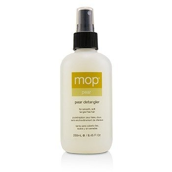 MOP MOP Pear Detangler (For Smooth, Soft Tangle-Free Hair)