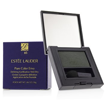 Estee Lauder Pure Color Envy Defining EyeShadow Wet/Dry - # 05 Emerald Envy