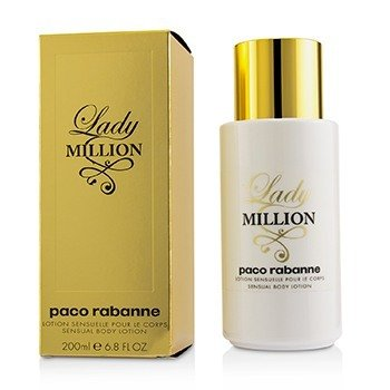 Paco Rabanne Lady Million Sensual Body Lotion