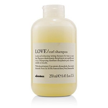 Davines Love Curl Shampoo (Lovely Curl Enhancing Taming Shampoo For Wavy or Curly Hair)