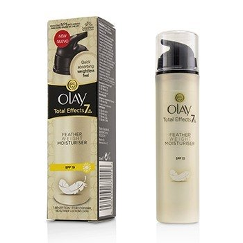 Olay Total Effects 7 in 1 Feather Weight Moisturiser SPF 15