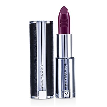Givenchy Le Rouge Intense Color Sensuously Mat Lipstick - # 327 Prune Trendy (Genuine Leather Case)