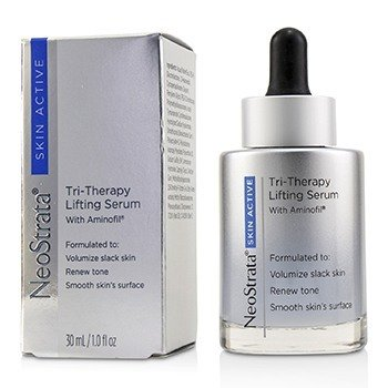 Neostrata Skin Active Tri-Therapy Lifting Serum With Aminofil