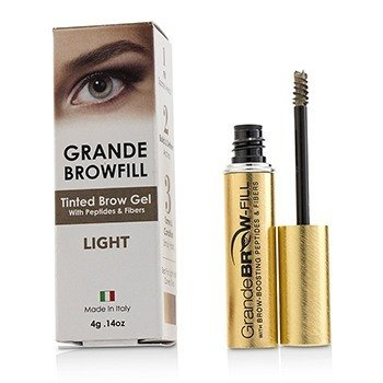 GrandeLash GrandeBrow Fill Tinted Brow Gel - # Light