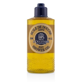 LOccitane Shea Oil 10% Body Shower Oil