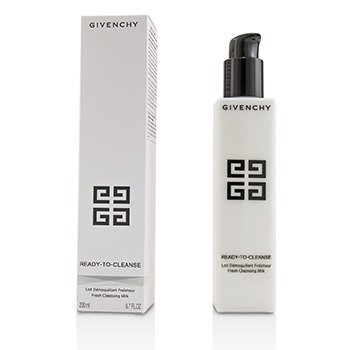 Givenchy Ready-To-Cleanse Fresh Cleansing Milk