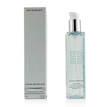 Givenchy Hydra Sparkling Luminescence Moisurizing Bubbling Lotion