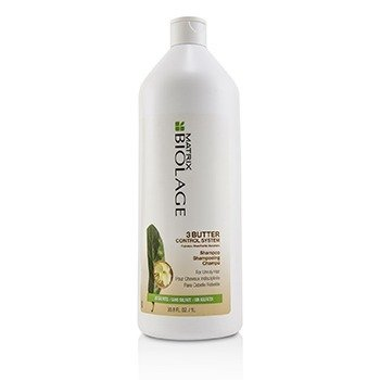 Matrix Biolage 3 Butter Control System Shampoo (For Unruly Hair)