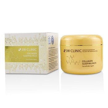 3W Clinic Collagen Sleeping Pack