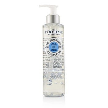 LOccitane Shea Enriched 3 in 1 Cleansing Water