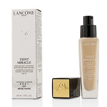 Lancome Teint Miracle Hydrating Foundation Natural Healthy Look SPF 15 - # 005 Beige Ivoire