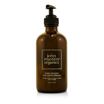 John Masters Organics Linden Blossom Face Creme Cleanser (For Dry/ Mature Skin) (Unboxed)