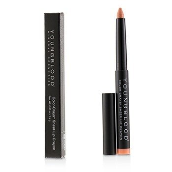 Youngblood Color Crays Matte Lip Crayon - # Laguna Glow