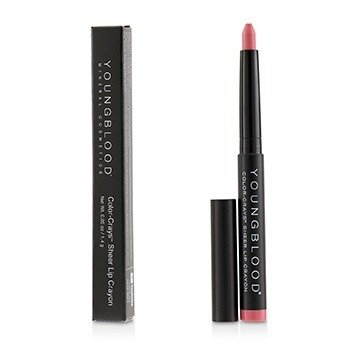 Youngblood Color Crays Matte Lip Crayon - # Pink Bikini