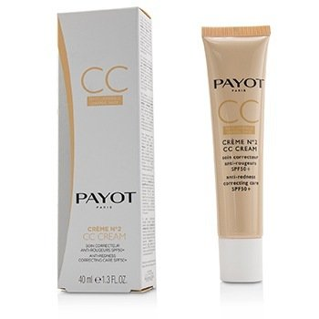 Payot Creme Nᅵ2 CC Cream - Anti-Redness Correcting Care SPF50+