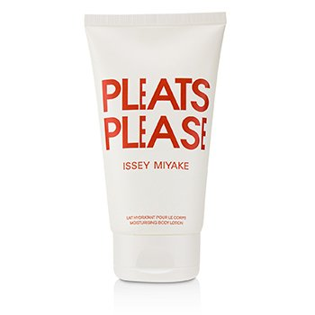 Issey Miyake Pleats Please Moisturising Body Lotion (Unboxed)
