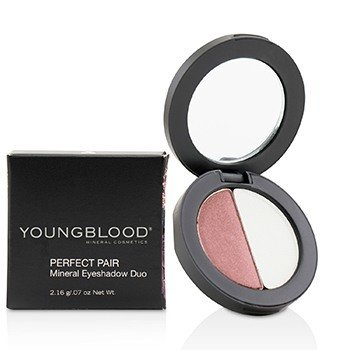 Youngblood Perfect Pair Mineral Eyeshadow Duo - # Virtue