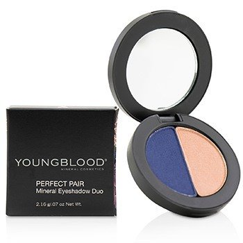 Youngblood Perfect Pair Mineral Eyeshadow Duo - # Graceful