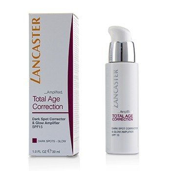 Lancaster Total Age Correction Amplified - Dark Spot Corrector & Glow Amplifier SPF15