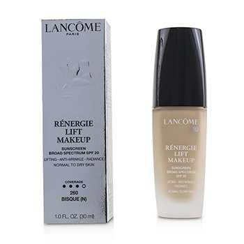 Lancome Teint Idole Ultra 24H Wear & Comfort Fdn SPF 15 - # 260 Bisque N (US Version)