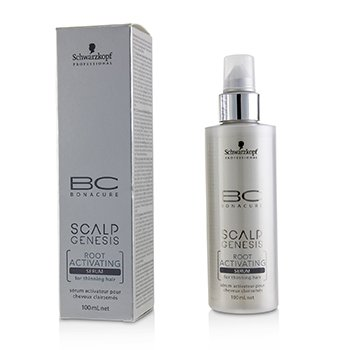 Schwarzkopf BC Bonacure Scalp Genesis Root Activating Serum (For Thinning Hair)