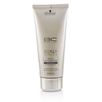 Schwarzkopf BC Scalp Genesis Root Activating Shampoo (For Thinning Hair)