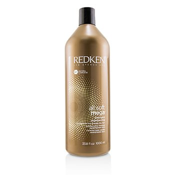 Redken All Soft Mega Shampoo (Nourishment For Severely Dry Hair)