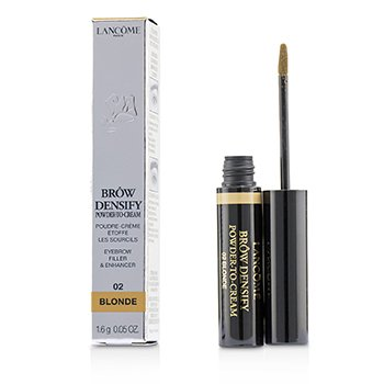 Brow Densify Powder To Cream - # 02 Blonde