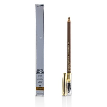 Lancome Brow Shaping Powdery Pencil - # 03 Light Brown
