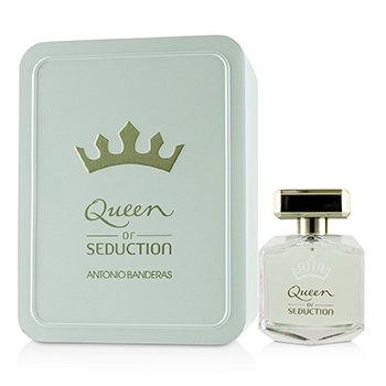 Antonio Banderas Queen Of Seduction Eau De Toilette Spray (Metal Case)