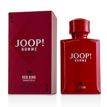 Joop Homme Red King Eau De Toilette Spray