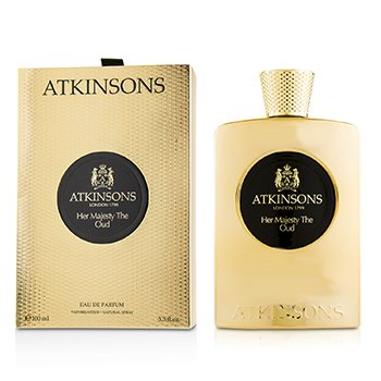 Atkinsons Her Majesty The Oud Eau De Parfum Spray